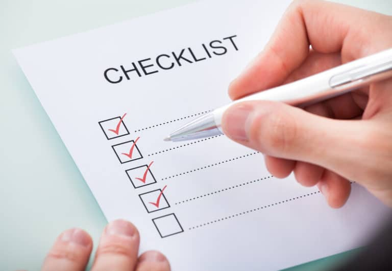 Checklist: Choosing an Assisted Living or Continuing Care Facility